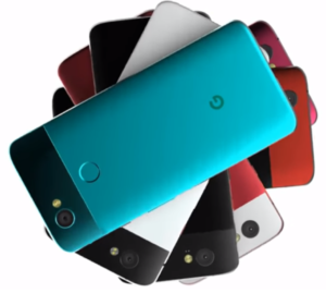 Google Pixel 3 Concept