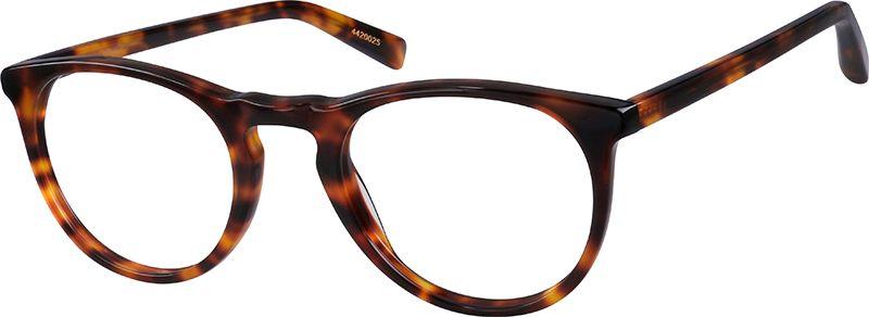 Pei Round Eyeglasses